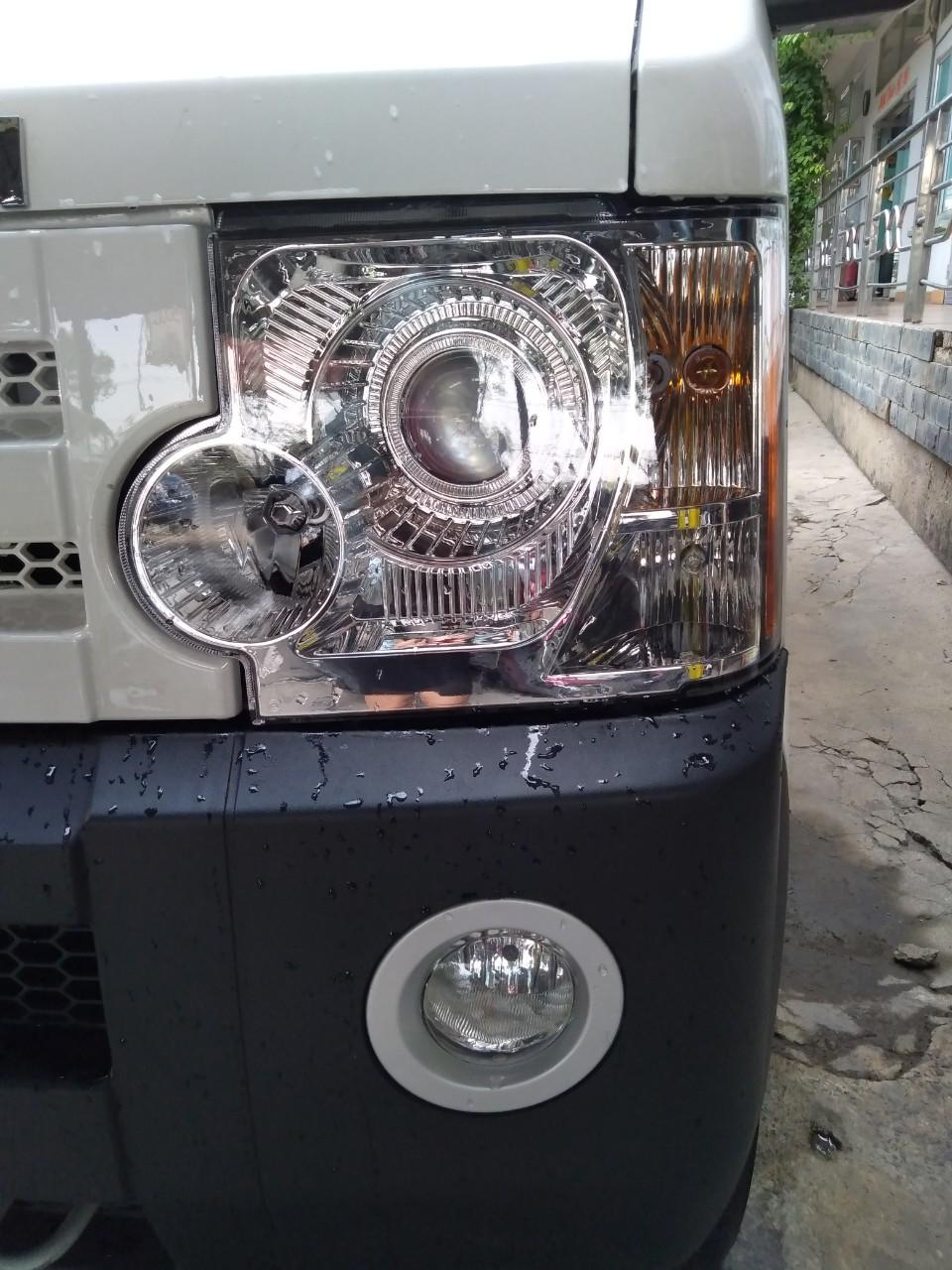 Xe tải Dongben 810kg Mui Bạt là dòng xe tải nhỏ được thiết kế sang trọng hiện cũng đang là tâm điểm của nhiều khách hàng.