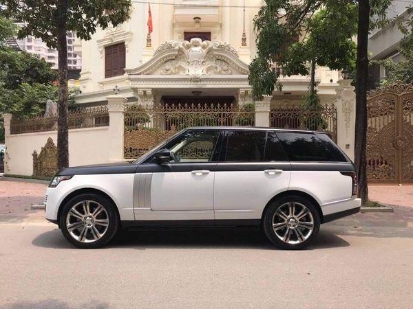 Bán Range Rover HSE 2016