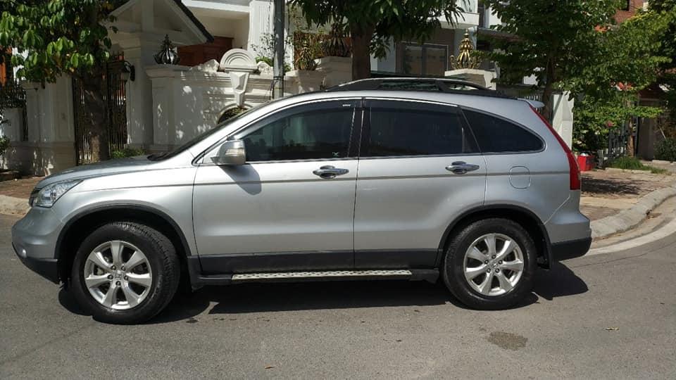 Cần bán Cọp Honda Crv, sản xuất 2011, số tự động