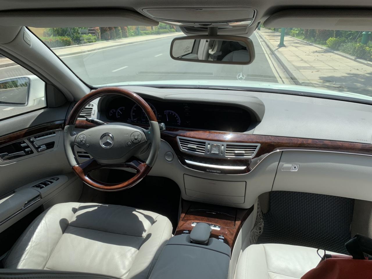Cần bán Mercedes S400 Hybrid 2012 nhập khẩu