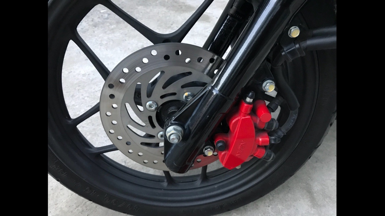 Bán xe Honda SH Mode 2018 khóa smartkey màu đỏ đô chính chủ