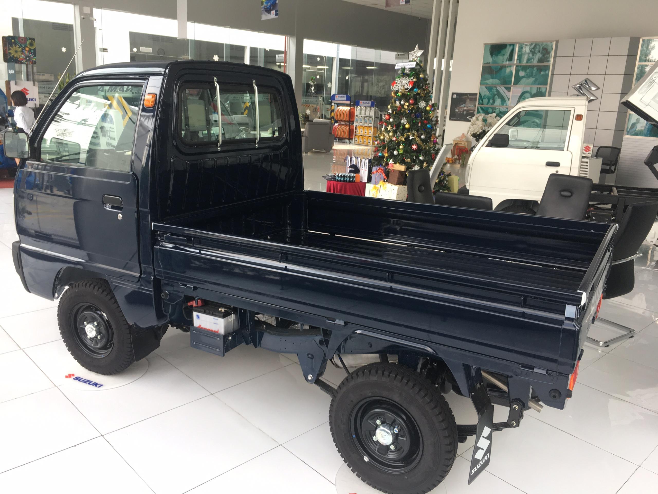 Bán suzuki truck lửng euro 4 650kg