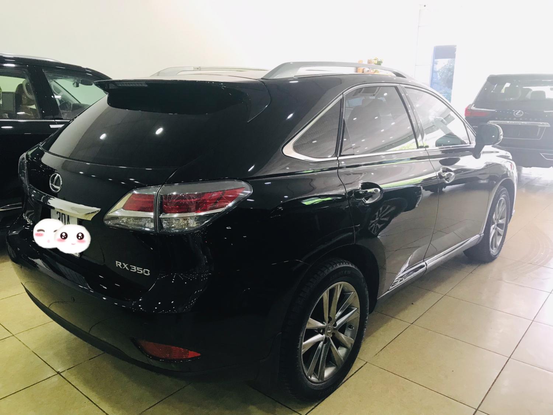 Bán Lexus RX350 màu đen,nội thất kem,sản xuất và đký 2015,biển Hà Nội . 3
