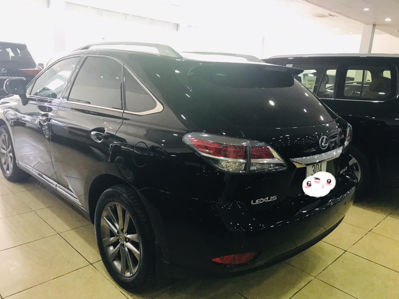 Bán Lexus RX350 màu đen,nội thất kem,sản xuất và đký 2015,biển Hà Nội . 4