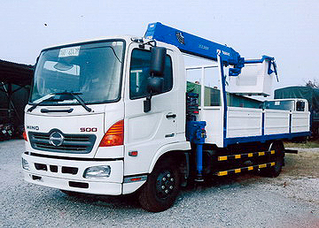 Xe tải 6,4 tấn HINO FC9JJTA EURO4 gắn cẩu 3 tấn 5 đốt TADANO model TM-ZE305 thùng dài 5m | Hỗ trợ vay vốn ngân hàng 90% giá trị xe