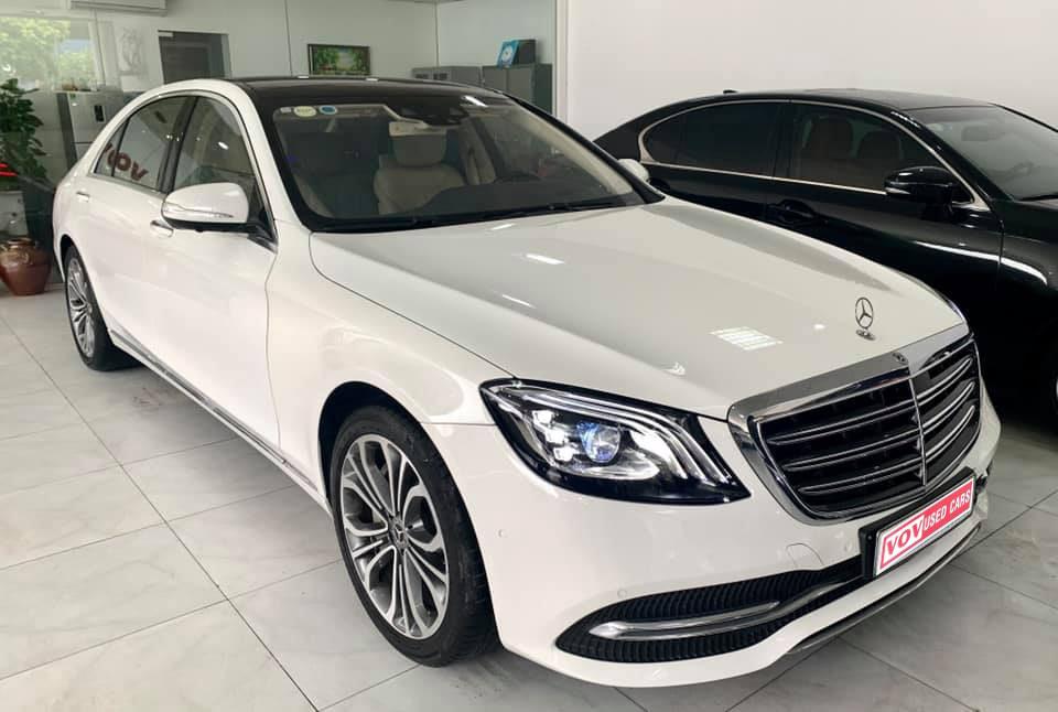 Mercedes Benz S class S450L Luxury 2018