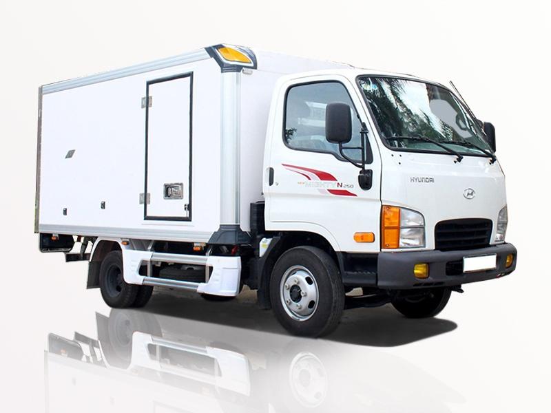 Xe tải Huyndai 1t9 thùng bảo ôn giá tốt
