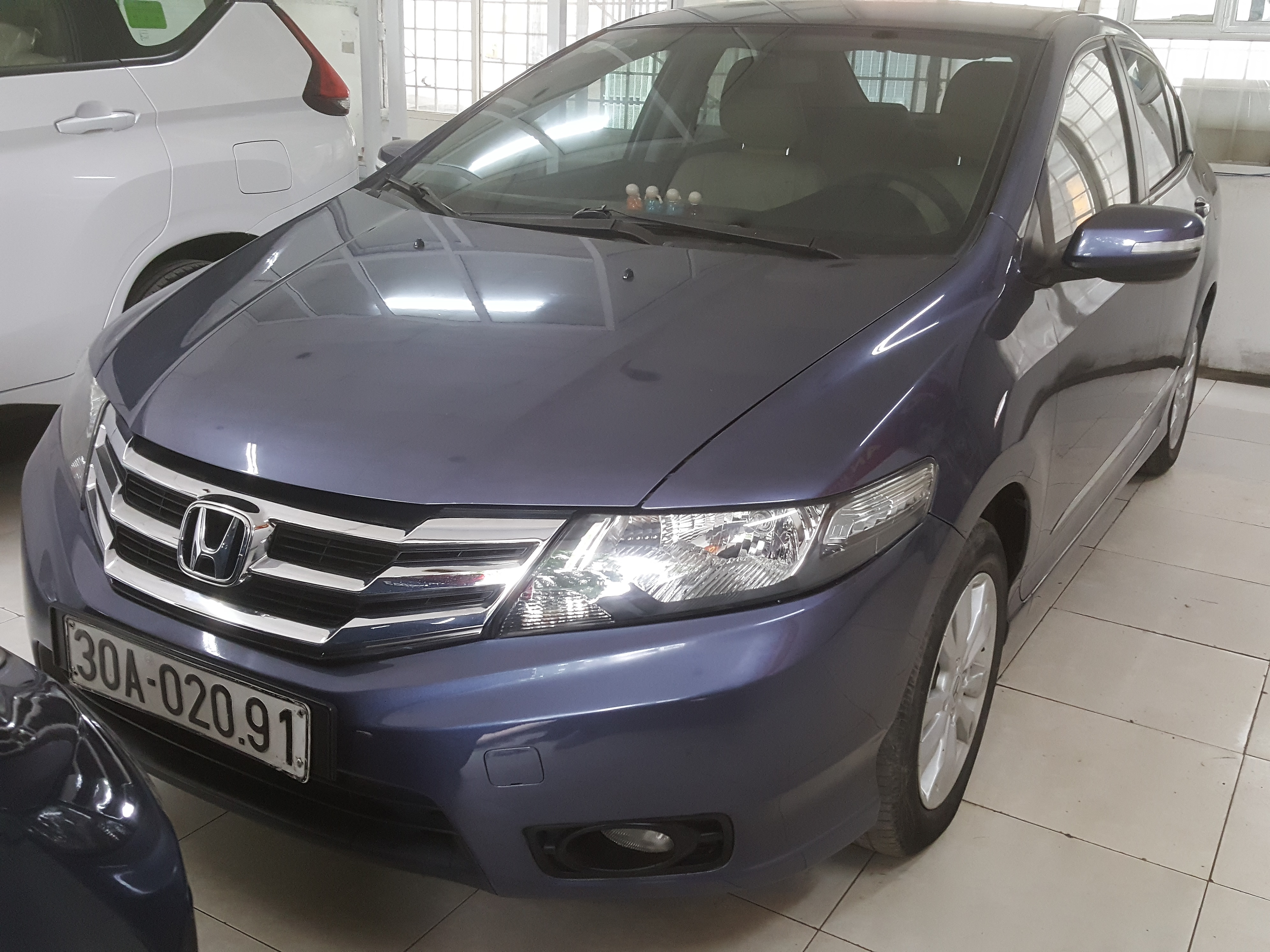 Bán Honda City 1.5AT 2013, xe chính chủ từ đầu tên tư nhân Hà Nội
