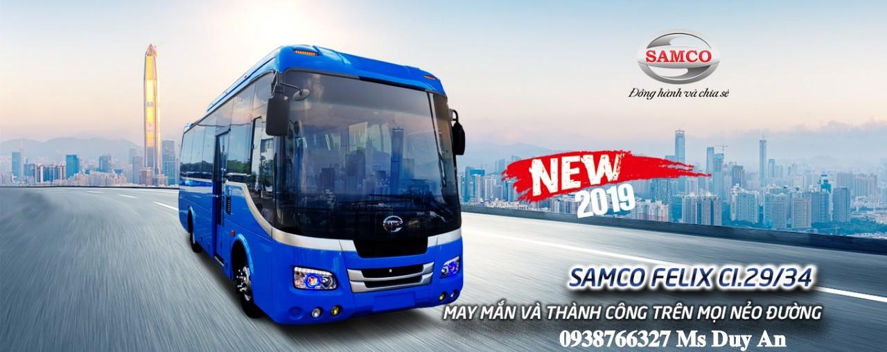 Bán xe Samco 2019