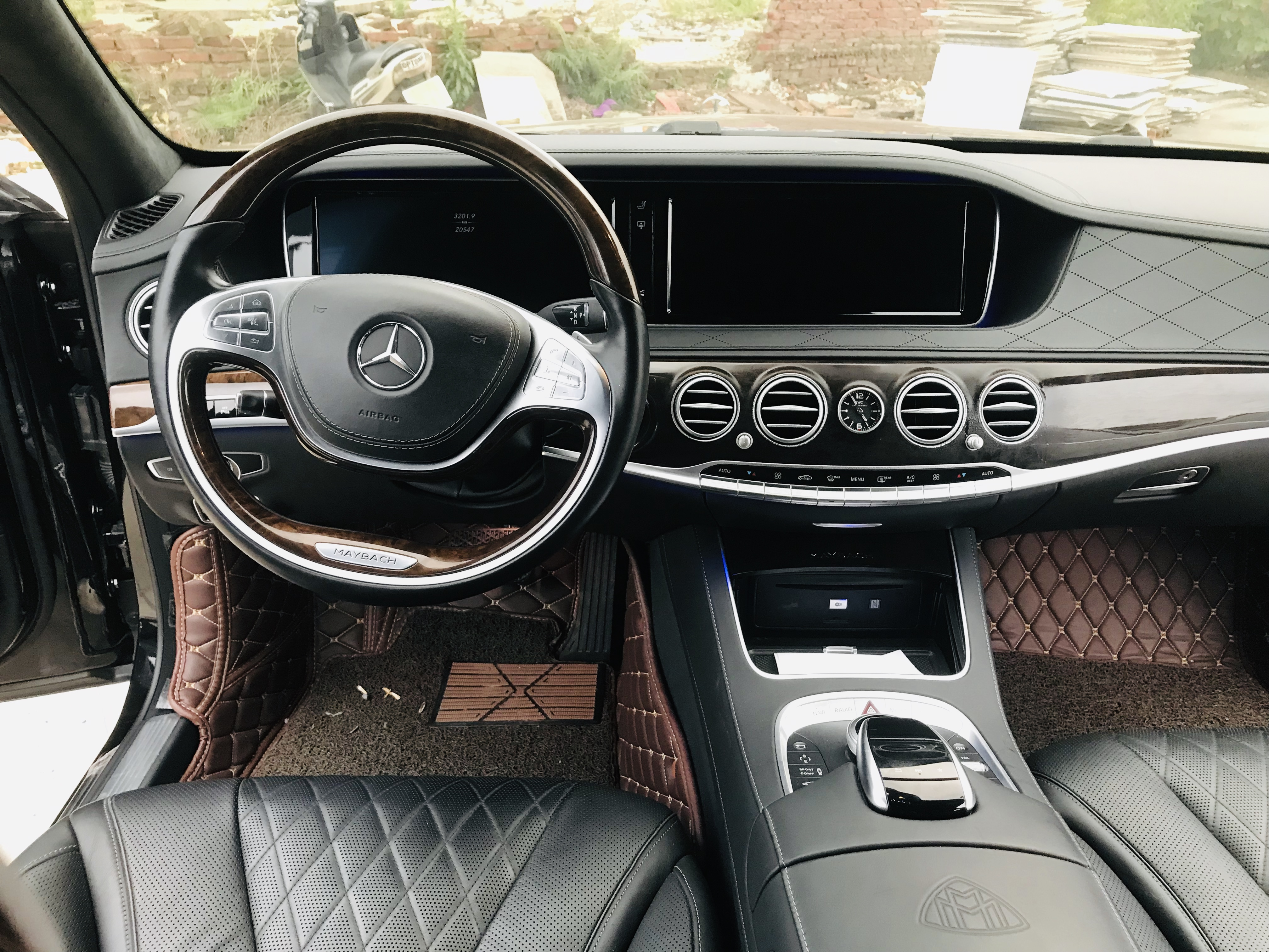 Bán Maybach S400 sản xuất 2016,đăng ký 2018 ,có hóa đơn VAT,lăn bánh 2 vạn Km. 8