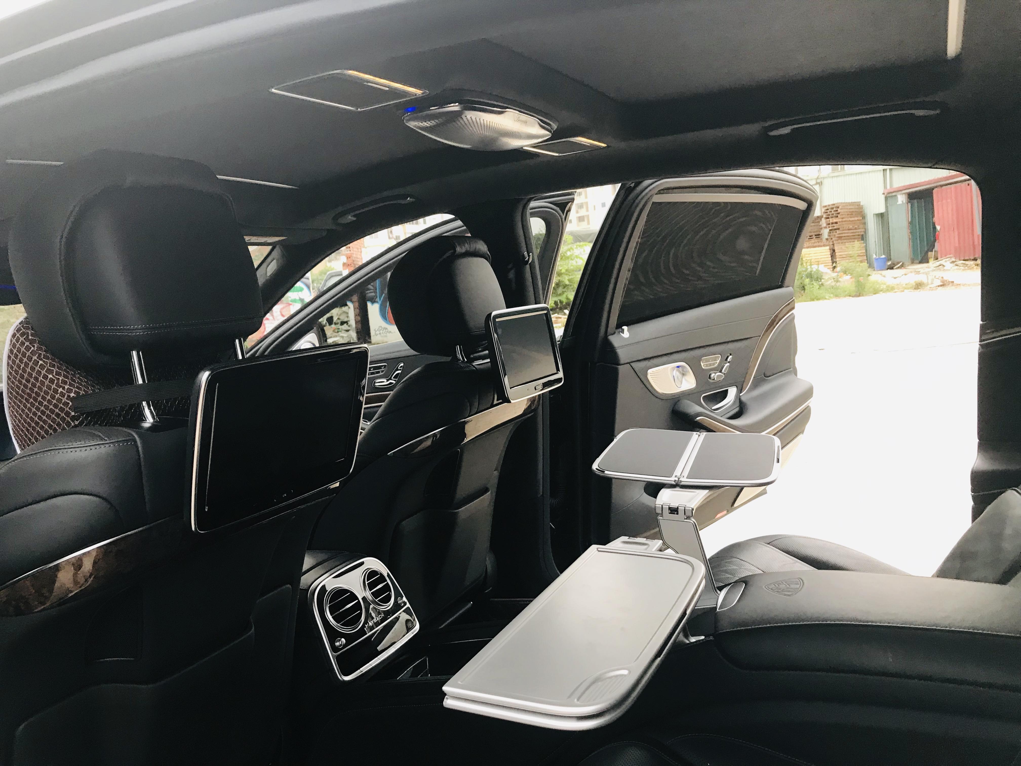 Bán Maybach S400 sản xuất 2016,đăng ký 2018 ,có hóa đơn VAT,lăn bánh 2 vạn Km. 9