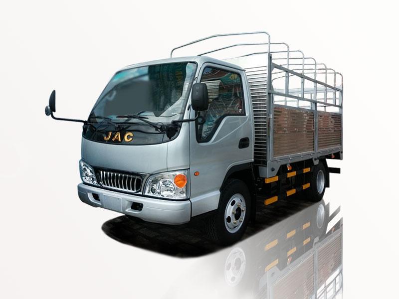 Xe tải JAC 1t25 thùng mui bạt không gì rẽ hơn 0