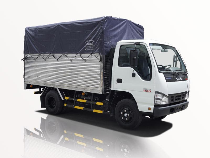 xe tải isuzu 1t9 thùng bạt qkr 270