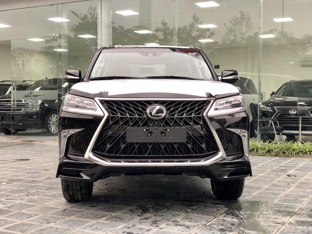 Lexus LX570S SUPERSPORT 2019 | Nhập Trung Đông | XE CÓ SẴN ĐANG TRƯNG BÀY | Giao Ngay Toàn Quốc