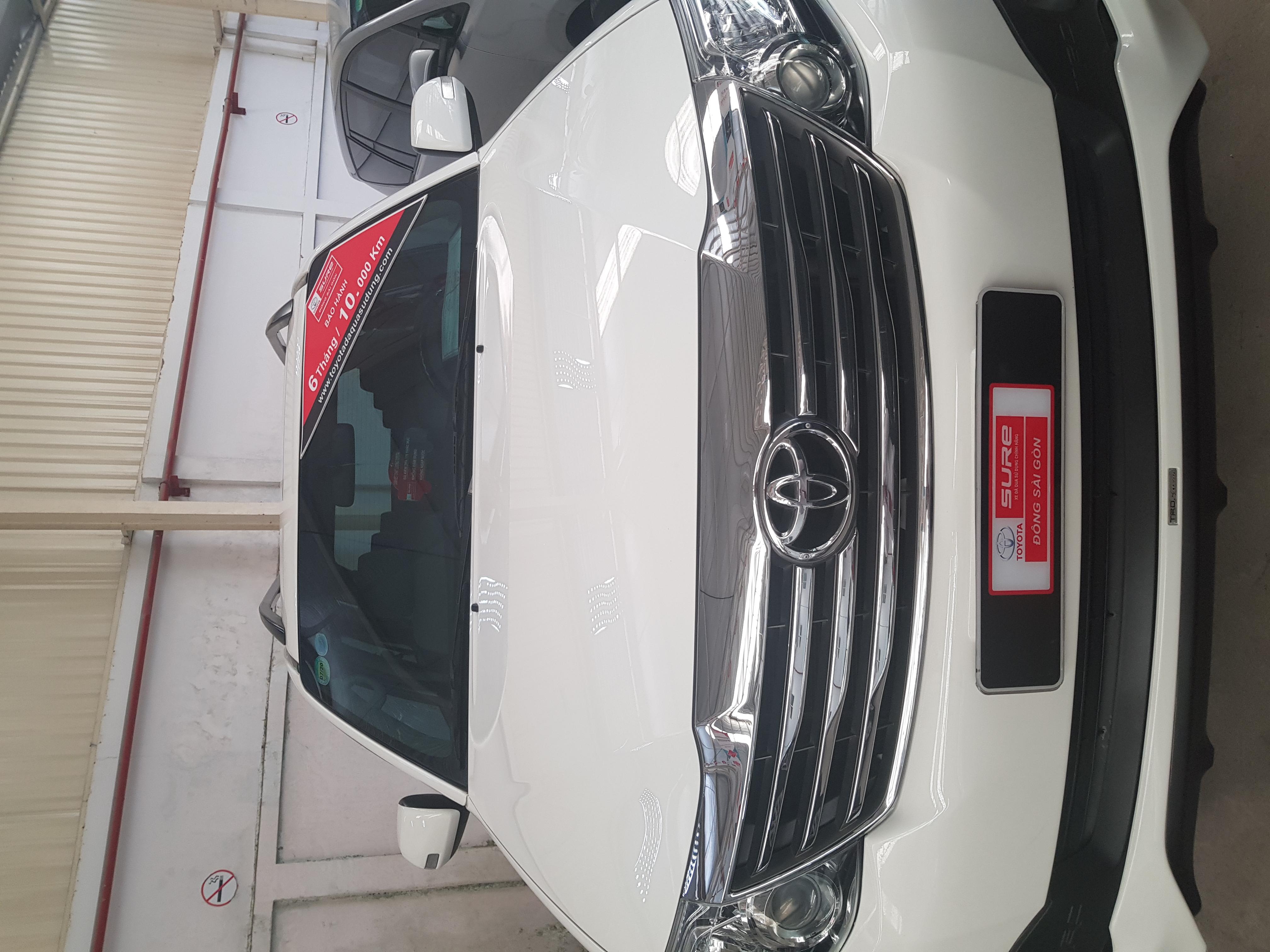 Bán xe Fortuner 2.7g ,trắng ,2015 ,xe có hỗ trợ vay,l.hệ trung 036 686 7378 để dc hỗ trợ giá tốt ạ