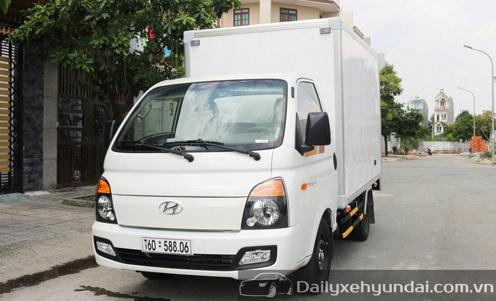 Bán xe HuynDai Porter H150, xe 1.4 tấn, thùng đông lạnh