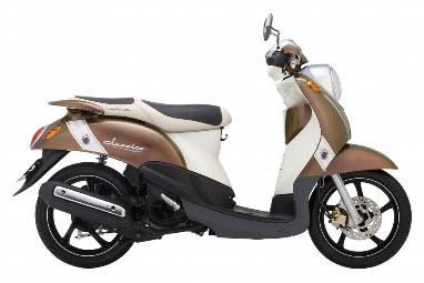 Bán xe máy ga nữ, hiệu mio classco hãng yamaha, dung tích 113