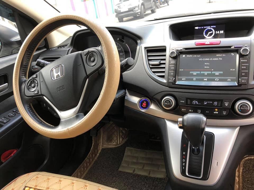 Bán Honda Crv xám xanh 2015 tự động Fulloption cực kỳ đẹp nha