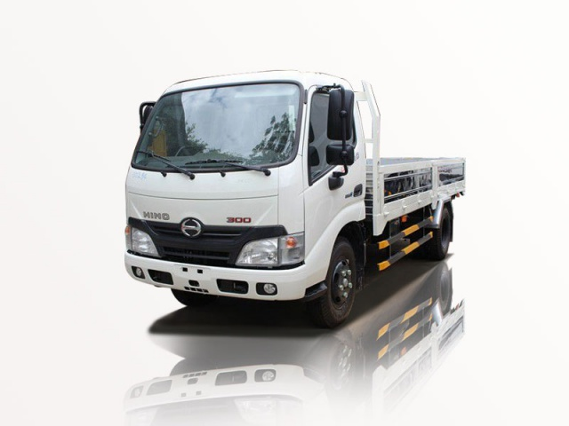 Xe tải hino 1t9 thùng lững giá rẽ