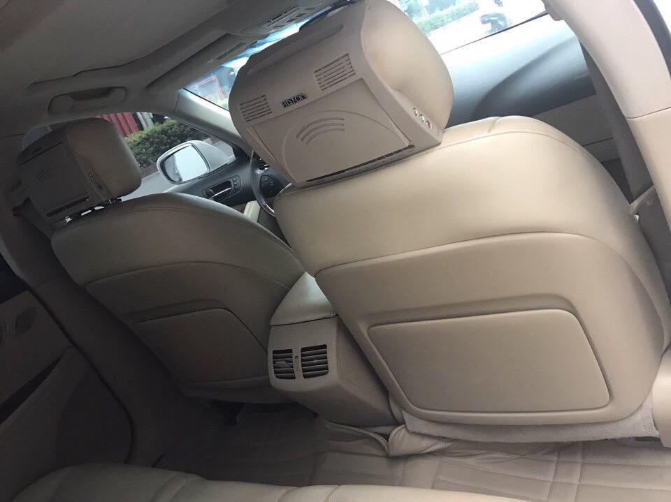 Bán xe Lexus ES350 sx 2008 số tự động màu trắng nhập Mỹ