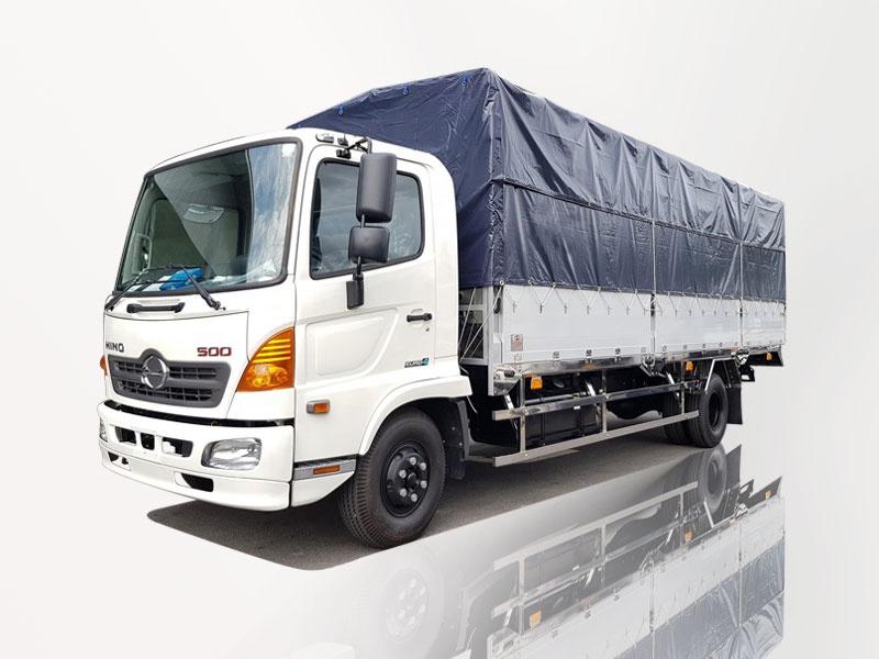 Xe tải hino FC thùng dài 5.8m đời 2018 0