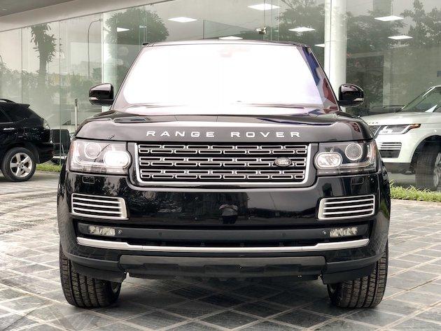 Range Rover Autobiography LWB Black Edition 2015 | Xe Biển SG Odo 3 vạn | Giao Ngay Toàn Quốc