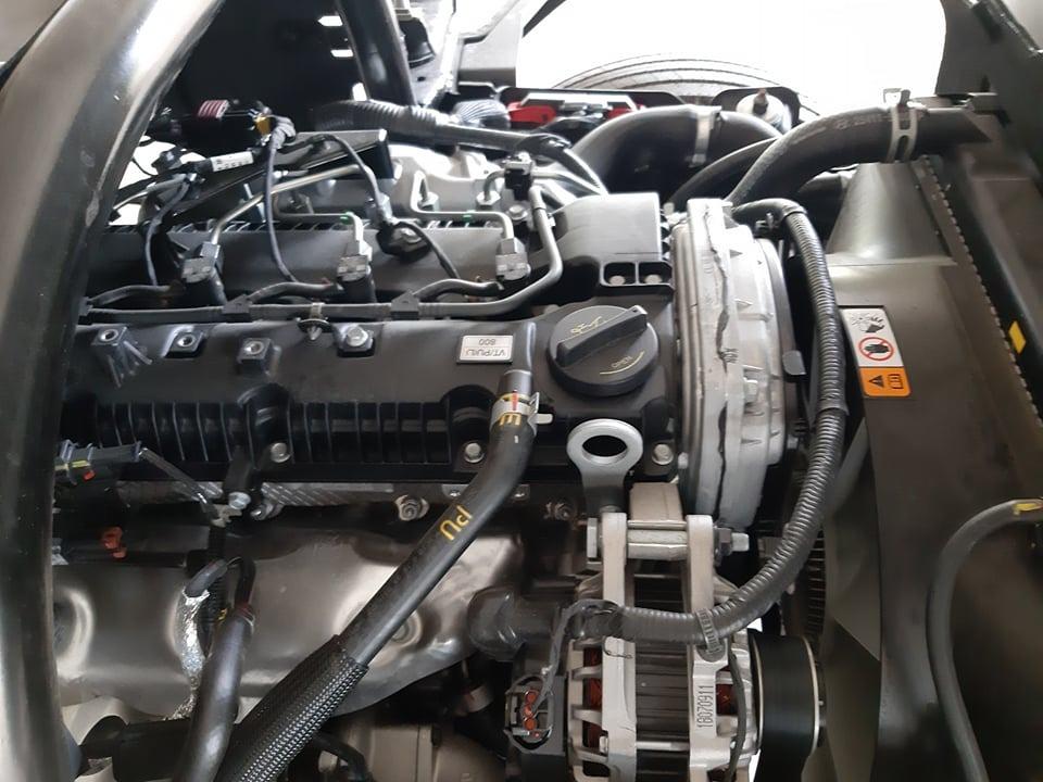 Động cơ Hyundai N250SLmạnh mẽ, tiết kiệm nhiên liệu