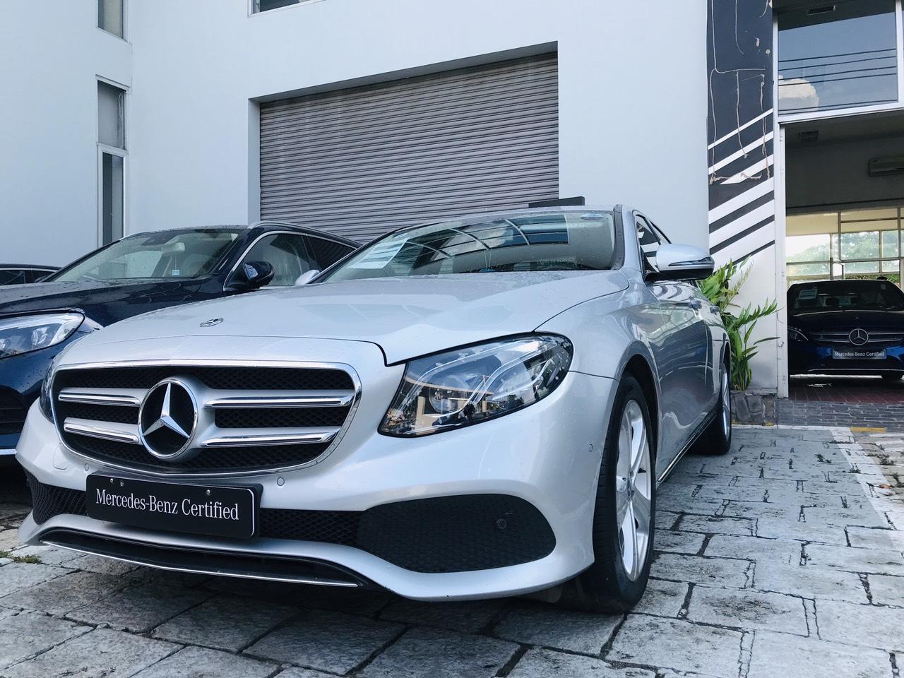 Mua bán xe ô tô Mercedes E250 cũ chính hãng giá rẻ giao ngay toàn quốc