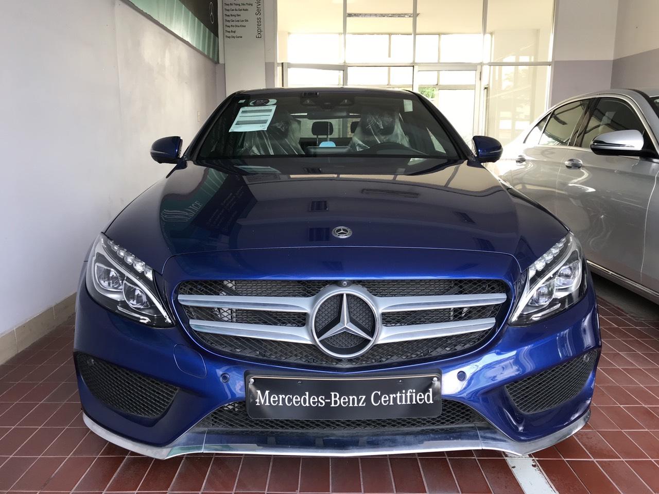 Mua bán xe ô tô Mercedes C300 AMG cũ chính hãng giá rẻ giao ngay toàn quốc