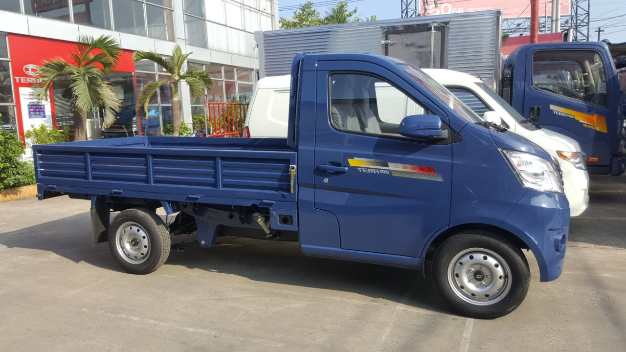 Xe tải nhỏ đi thành phố 990kg