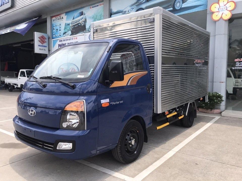 Bán xe tải Hyundai Porter 150 tải trọng 1t5 hàng nhập 3 cục, có xe giao ngay