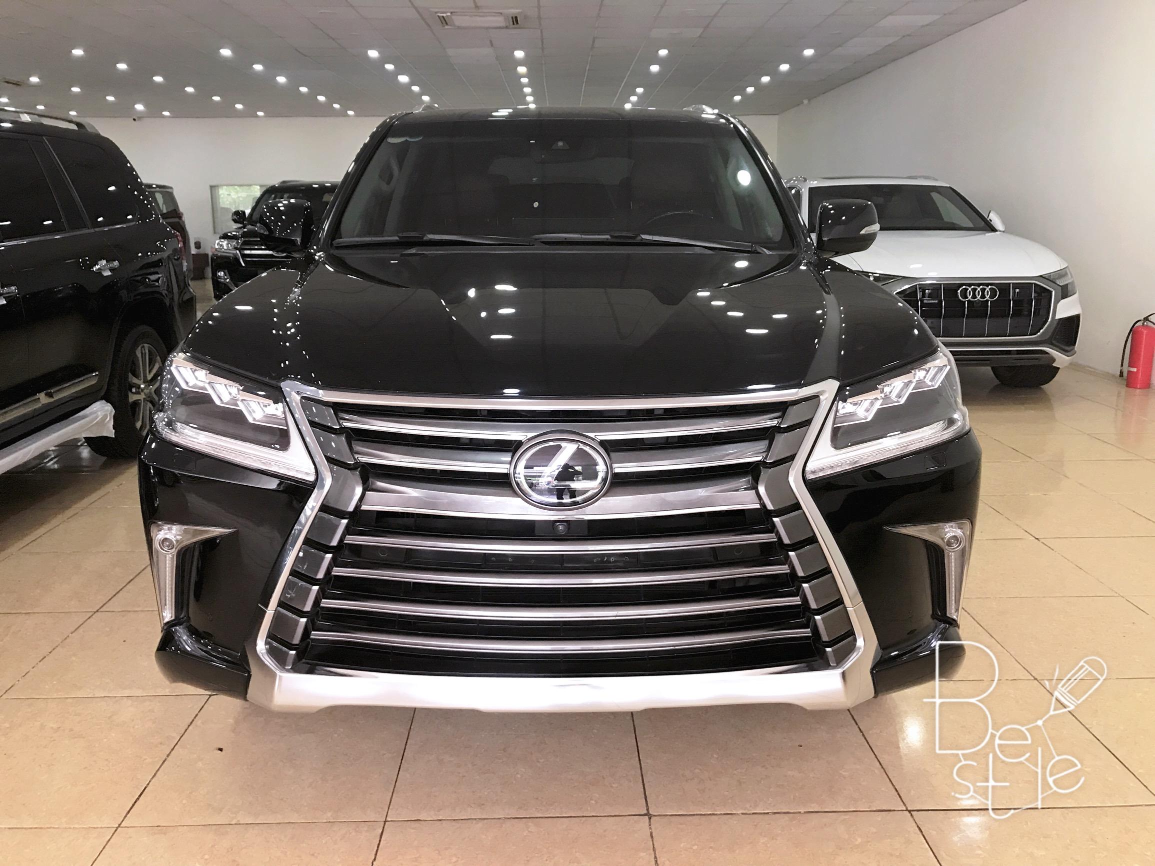 Bán Lexus LX570 nhập Mỹ,Full option,đăng ký 2016,xe siêu mới . 0