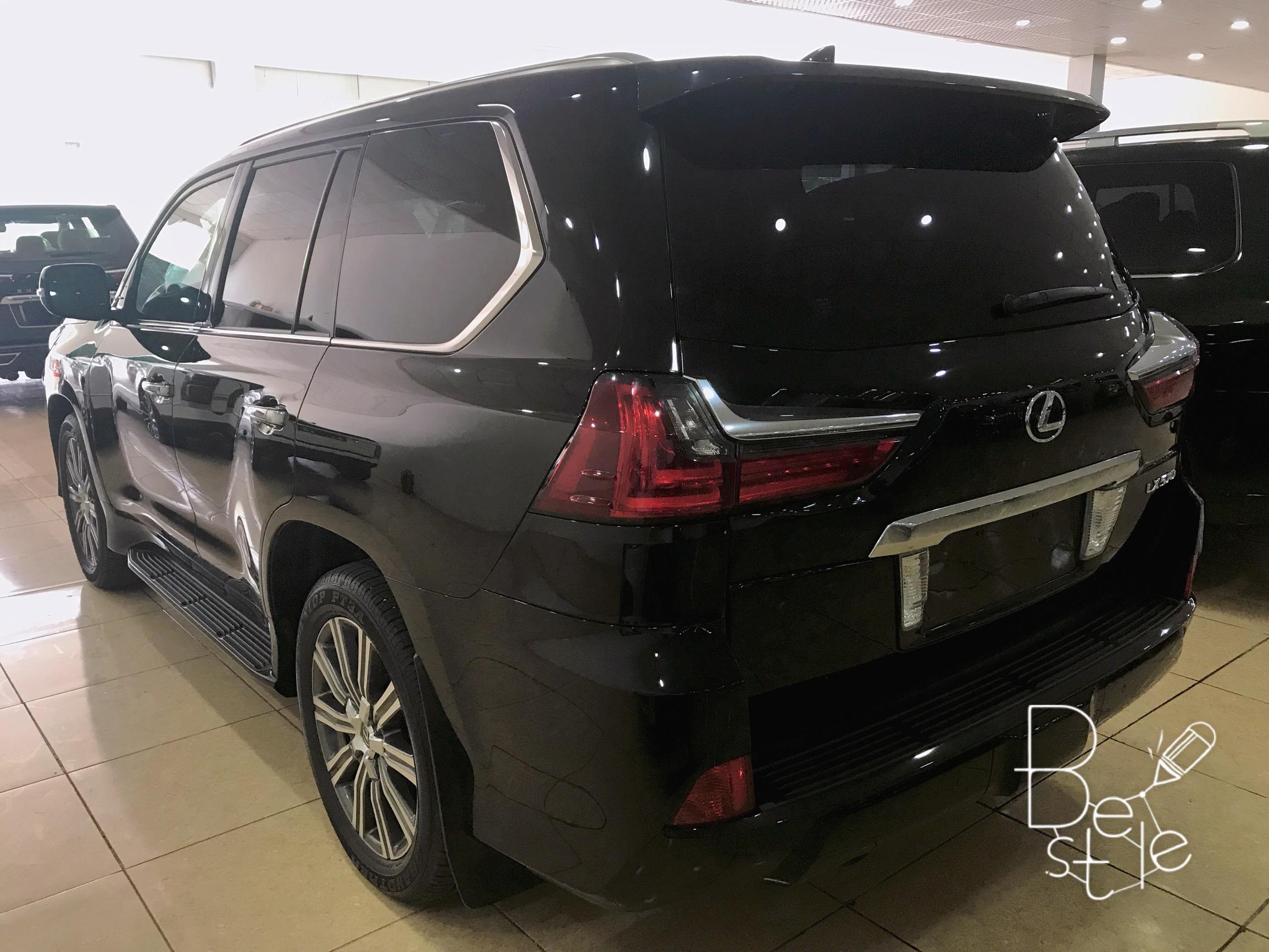 Bán Lexus LX570 nhập Mỹ,Full option,đăng ký 2016,xe siêu mới . 5