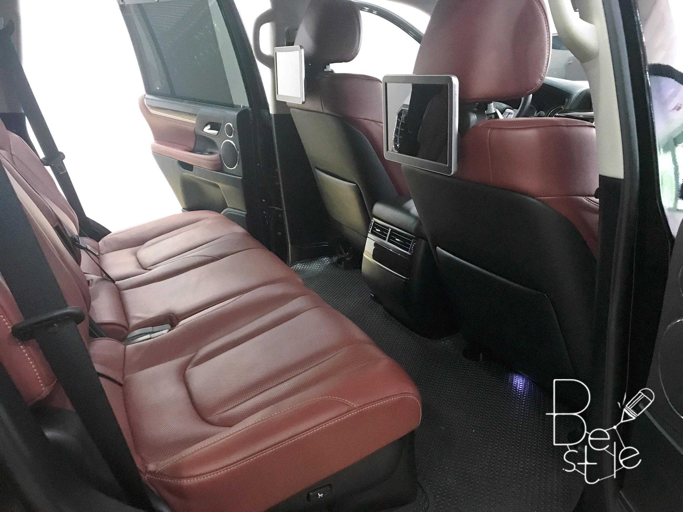 Bán Lexus LX570 nhập Mỹ,Full option,đăng ký 2016,xe siêu mới . 7