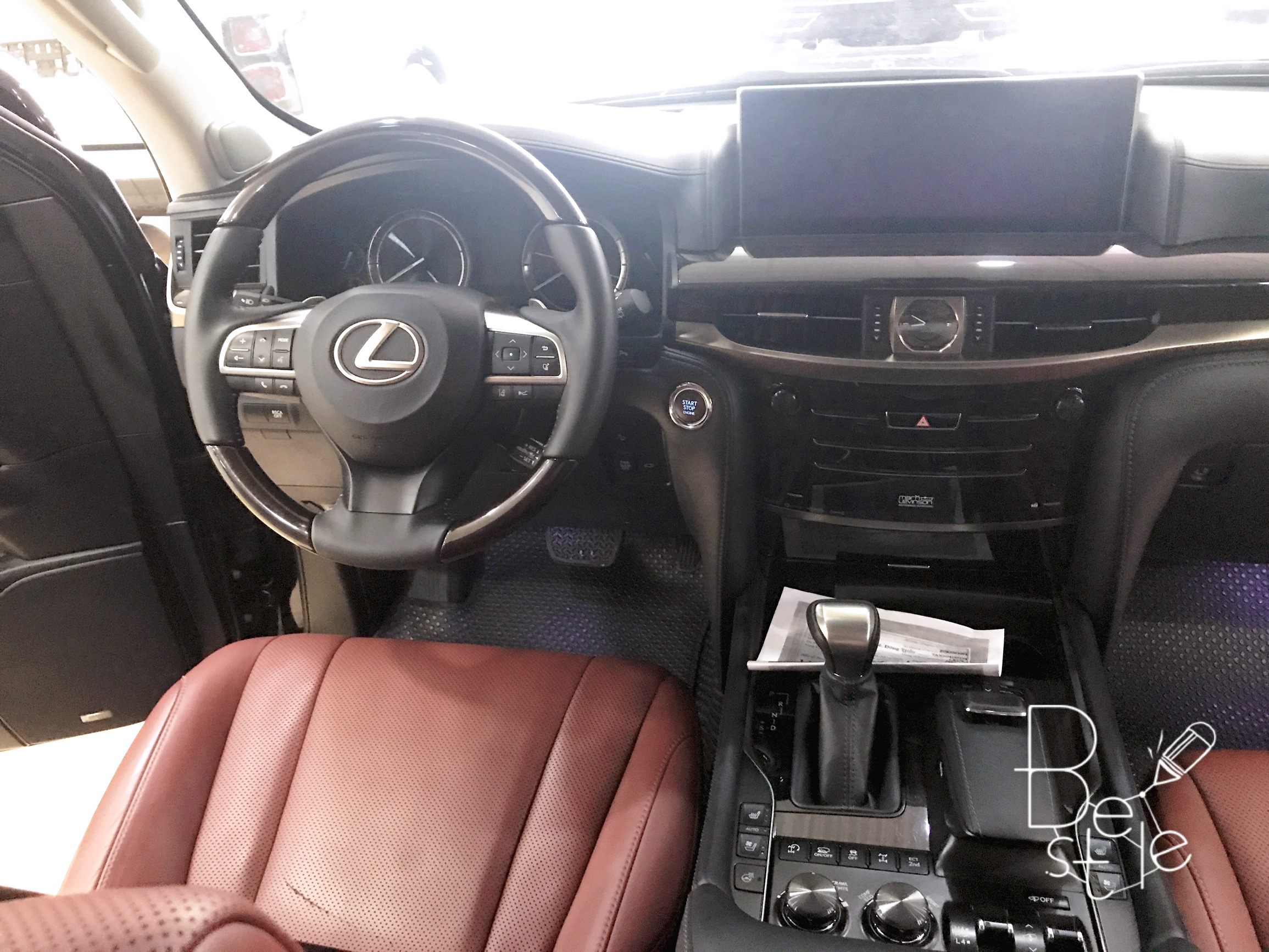 Bán Lexus LX570 nhập Mỹ,Full option,đăng ký 2016,xe siêu mới . 8