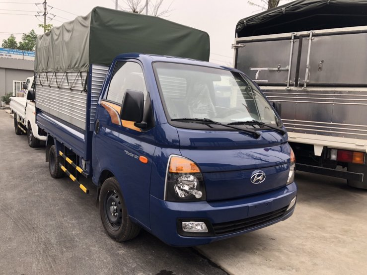 Hyundai Porter 150, hyundai 1t5, hyundai nhập khẩu 3 cục giá tốt