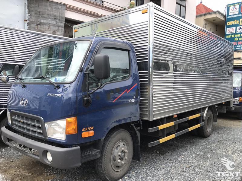 xe tải huyndai 1t9 N250SL thùng dài 4m3 0