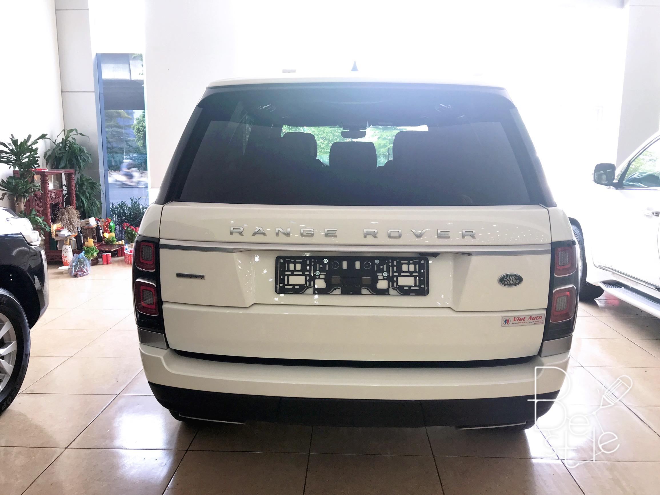 Bán Range Rover Autobiography LWB 5.0 ,nhập Mỹ 2019,xe giao ngay .LH :0906223838 3