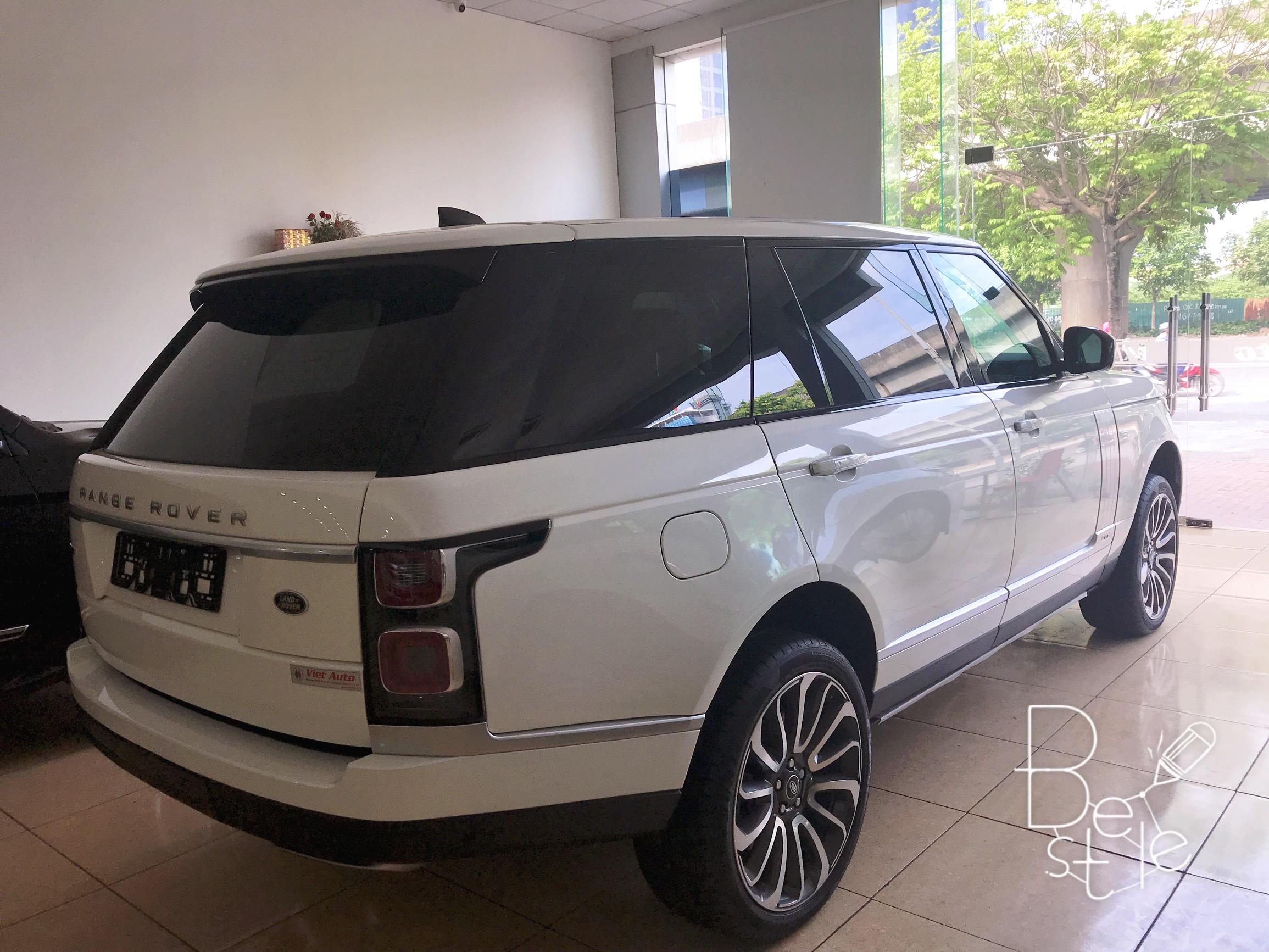 Bán Range Rover Autobiography LWB 5.0 ,nhập Mỹ 2019,xe giao ngay .LH :0906223838 4