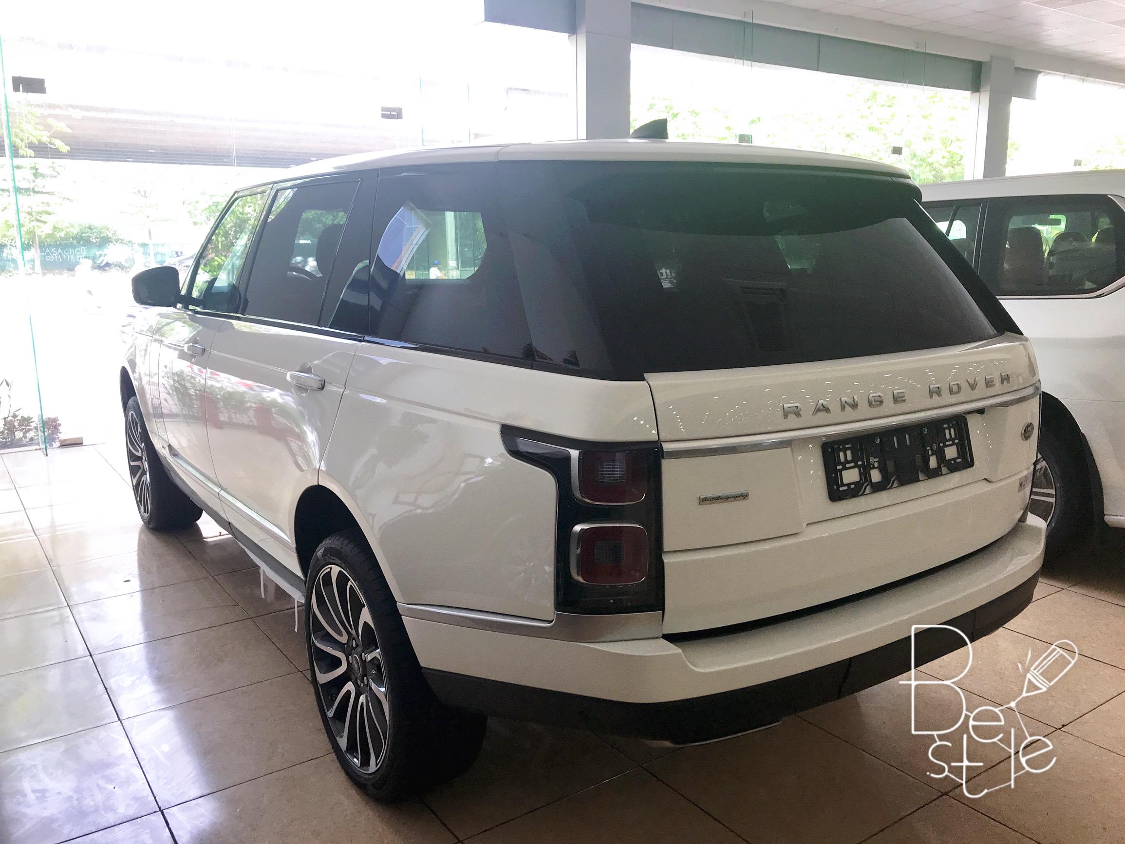 Bán Range Rover Autobiography LWB 5.0 ,nhập Mỹ 2019,xe giao ngay .LH :0906223838 5