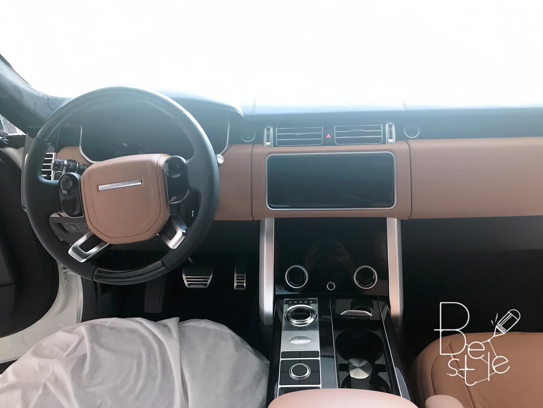 Bán Range Rover Autobiography LWB 5.0 ,nhập Mỹ 2019,xe giao ngay .LH :0906223838 9