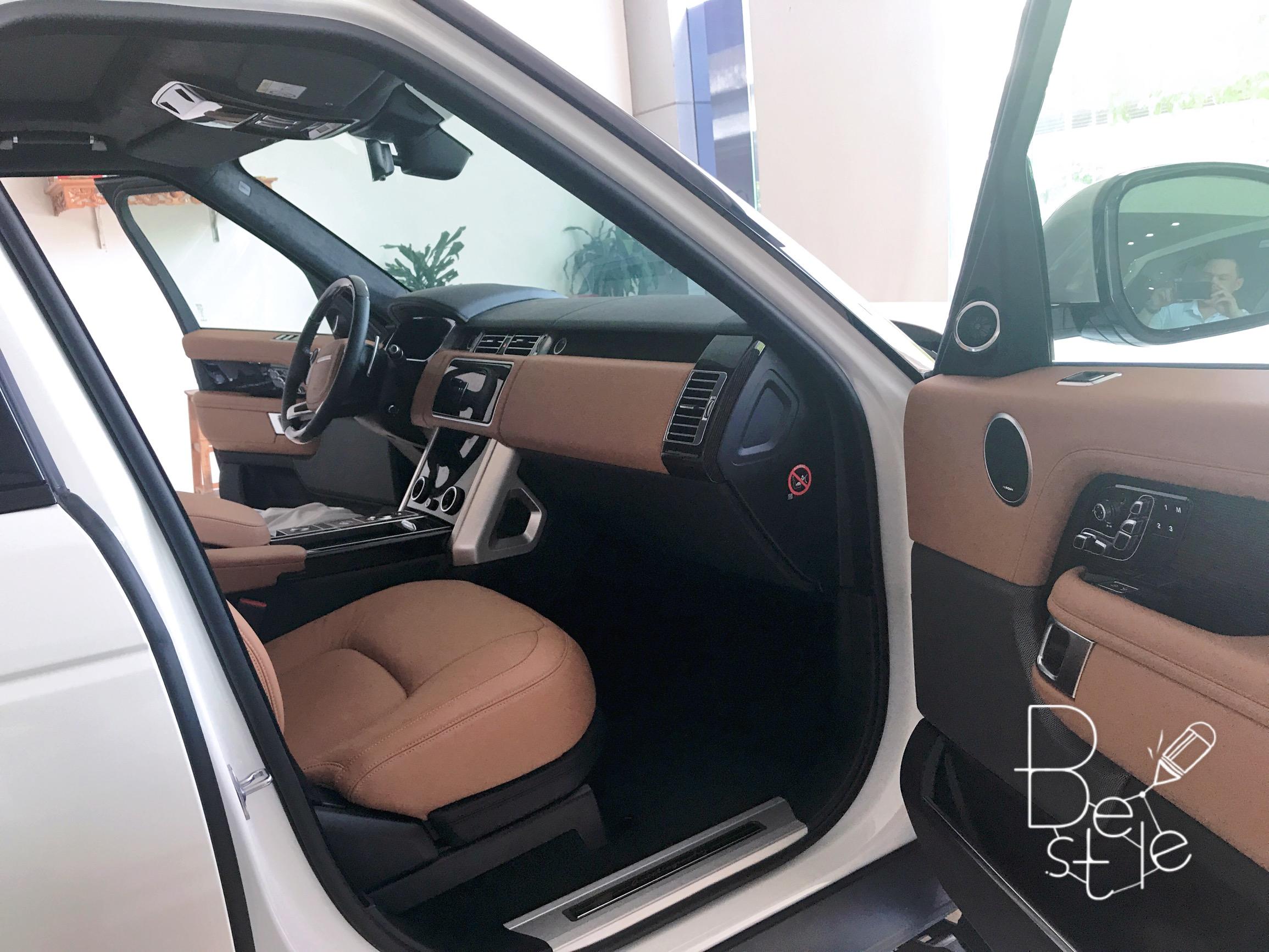 Bán Range Rover Autobiography LWB 5.0 ,nhập Mỹ 2019,xe giao ngay .LH :0906223838 10