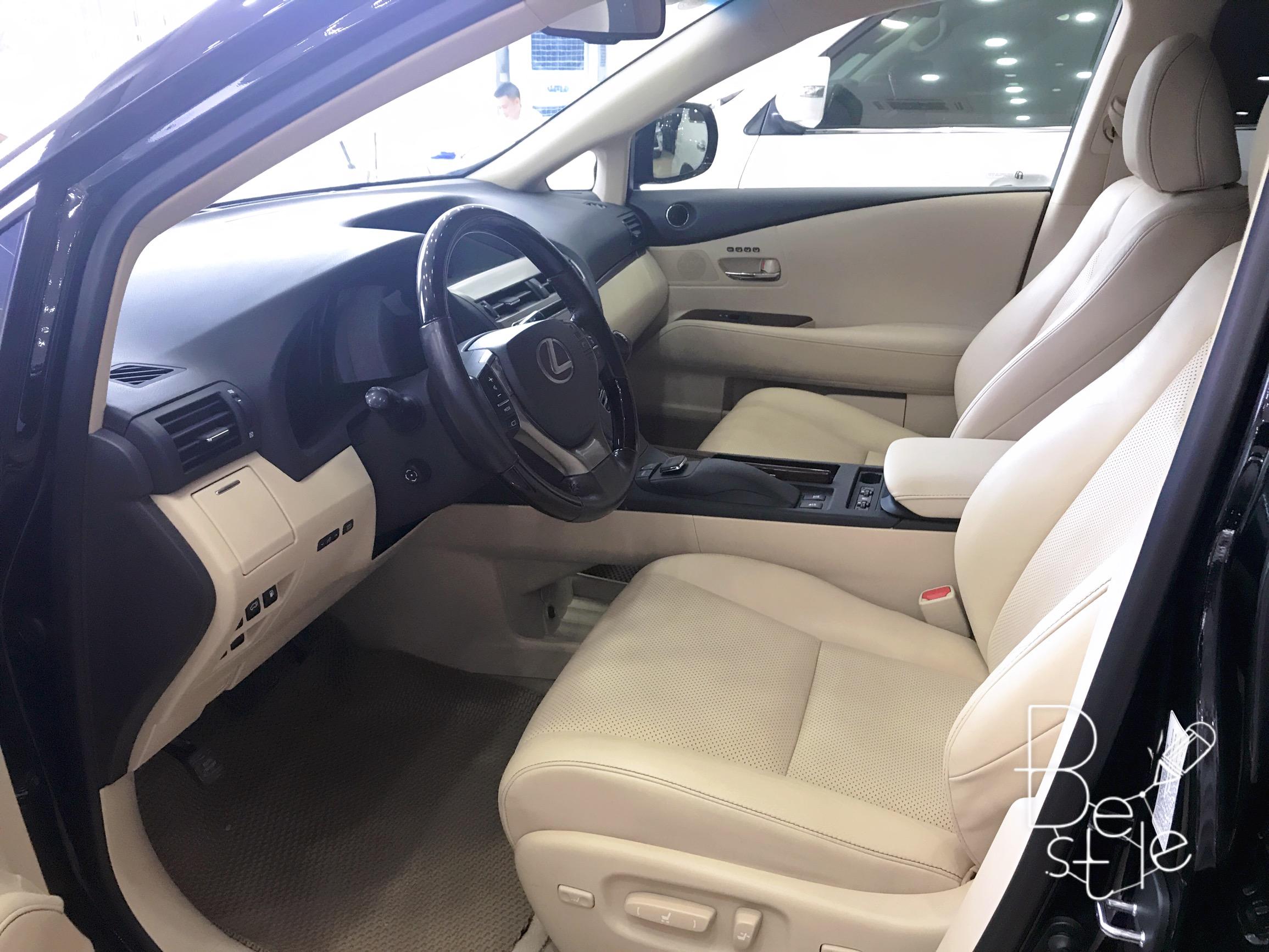 Bán Lexus Rx350 sản xuất và đăng ký 2015,1 chủ từ đầu ,biển Hà Nội 4