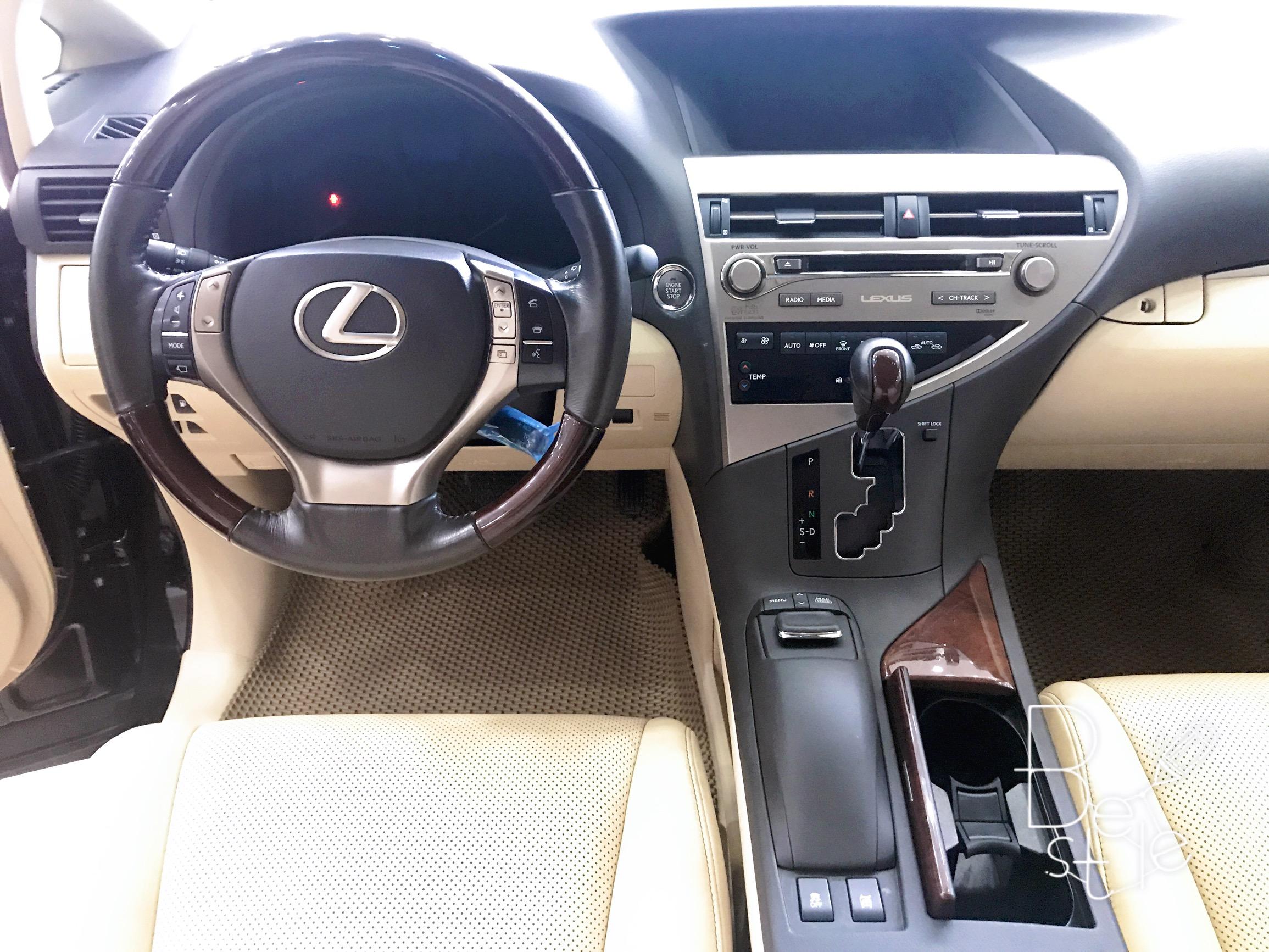 Bán Lexus Rx350 sản xuất và đăng ký 2015,1 chủ từ đầu ,biển Hà Nội 6