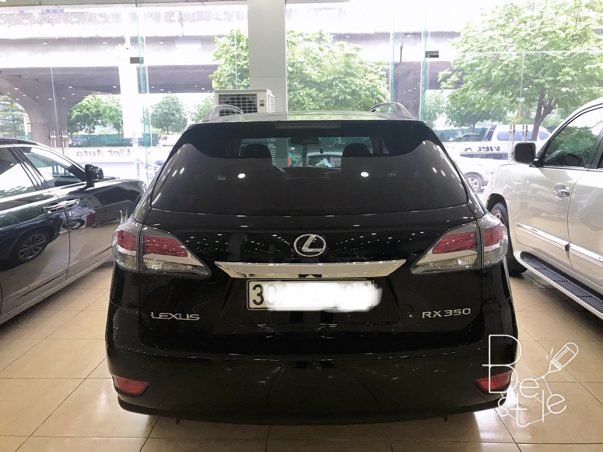 Bán Lexus Rx350 sản xuất và đăng ký 2015,1 chủ từ đầu ,biển Hà Nội 1