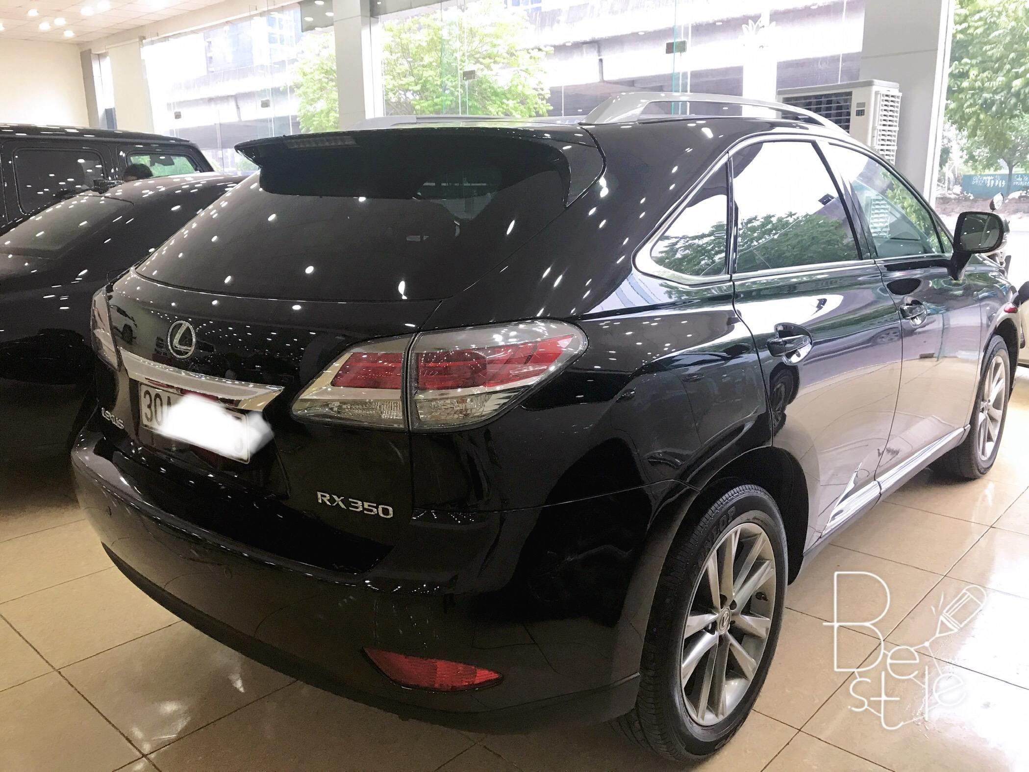 Bán Lexus Rx350 sản xuất và đăng ký 2015,1 chủ từ đầu ,biển Hà Nội 2