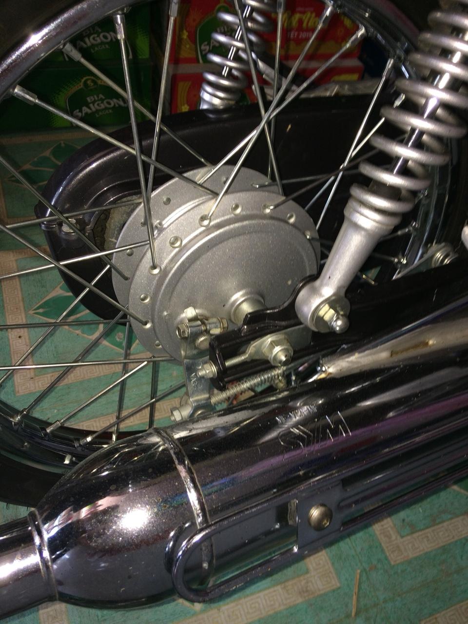 XE ANGELA 50cc