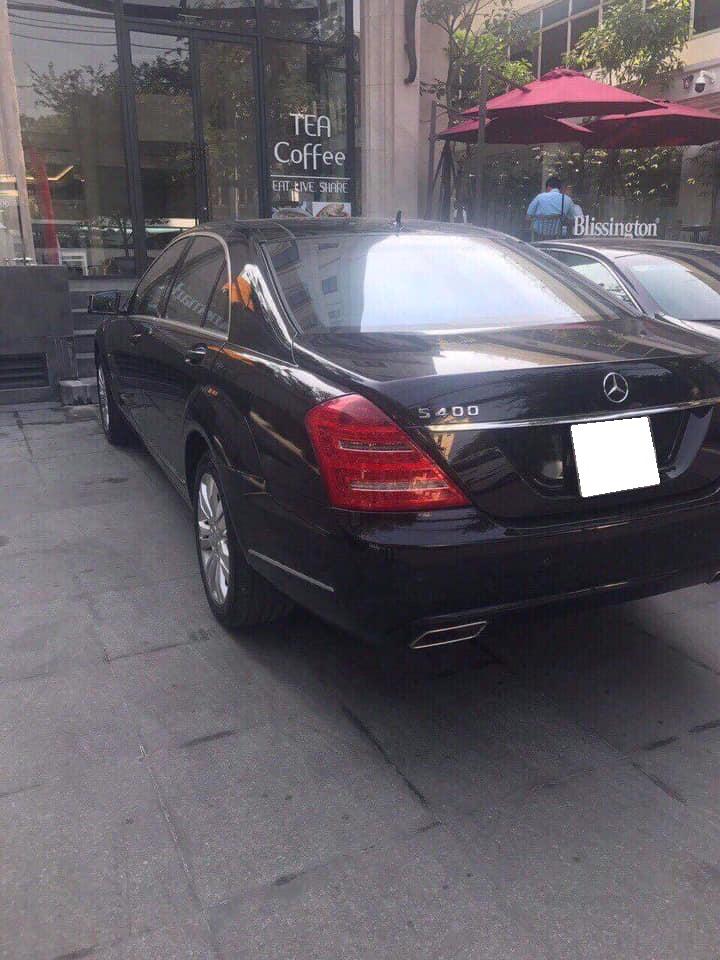 S400 hibrid, 2011, màu đen, số tự động