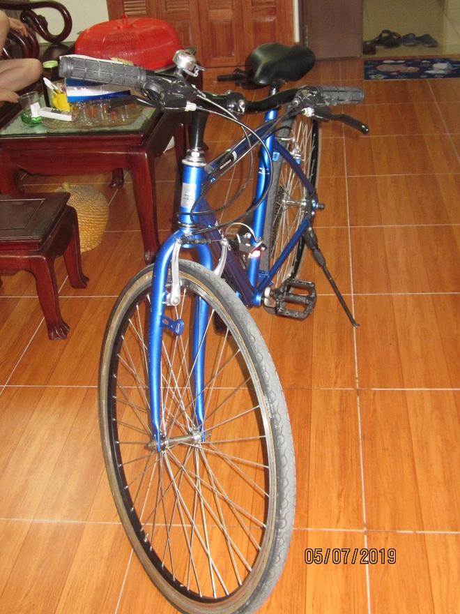 Dư dùng bán xe đạp đường phố của Nhật  - có ảnh thật