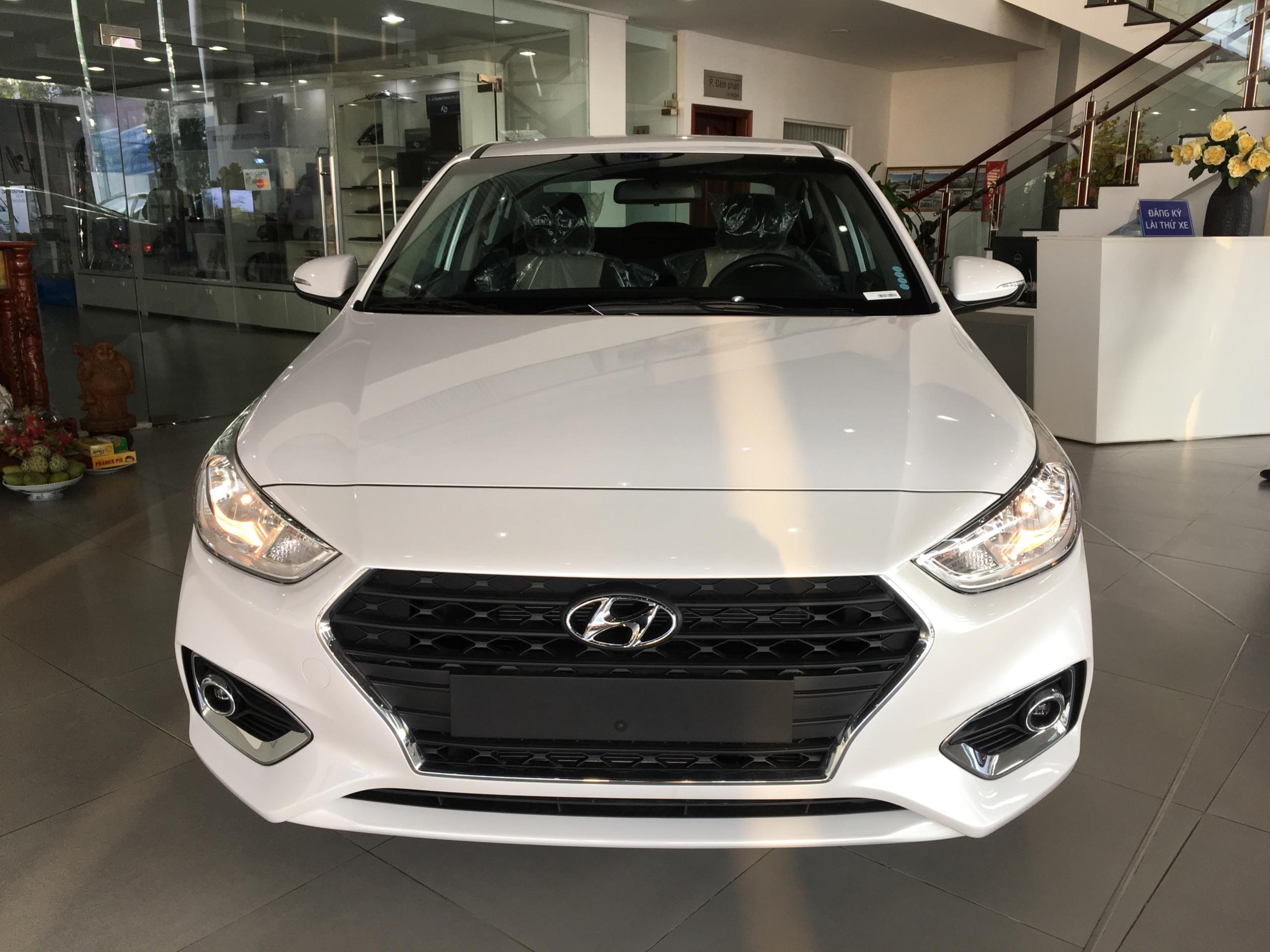 Hyundai Accent 1.4MT Bản Nâng Cấp 2019